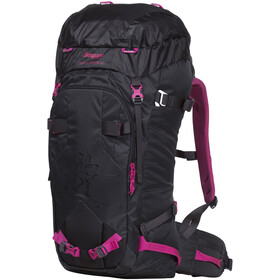 Bergans Helium PRO 40 Backpack Dam solid charcoal/hot pink